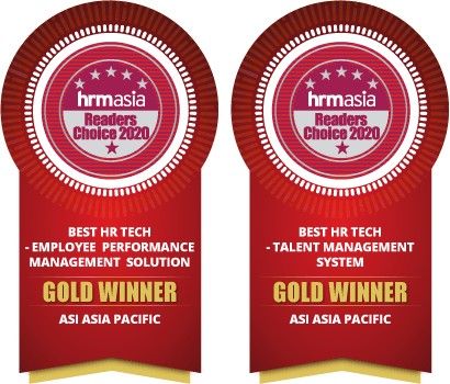 ASI Asia Pacific Gold Winner HRM Asia Readers Choice 2020